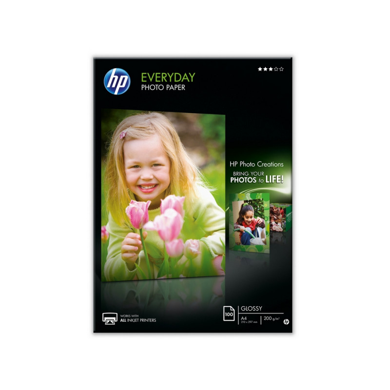 HP Everyday Glossy Photo-52788