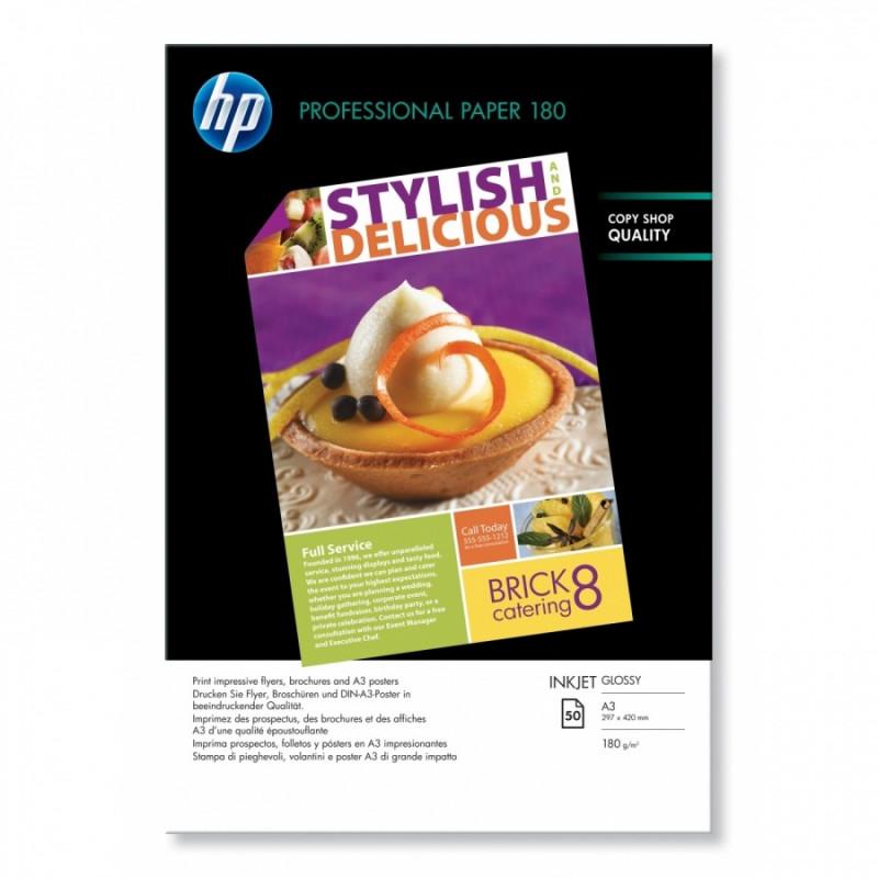 HP Professional Glossy Inkjet-52804