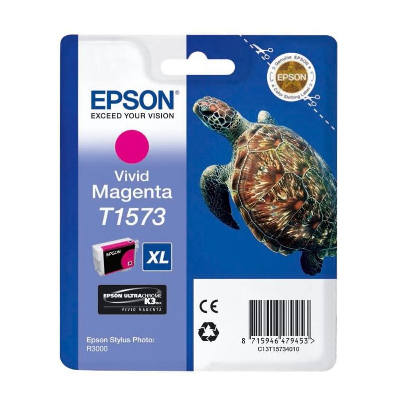 Epson T1573 Vivid Magenta-52917