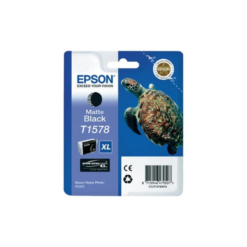 Epson T1578 Matte Black-52922