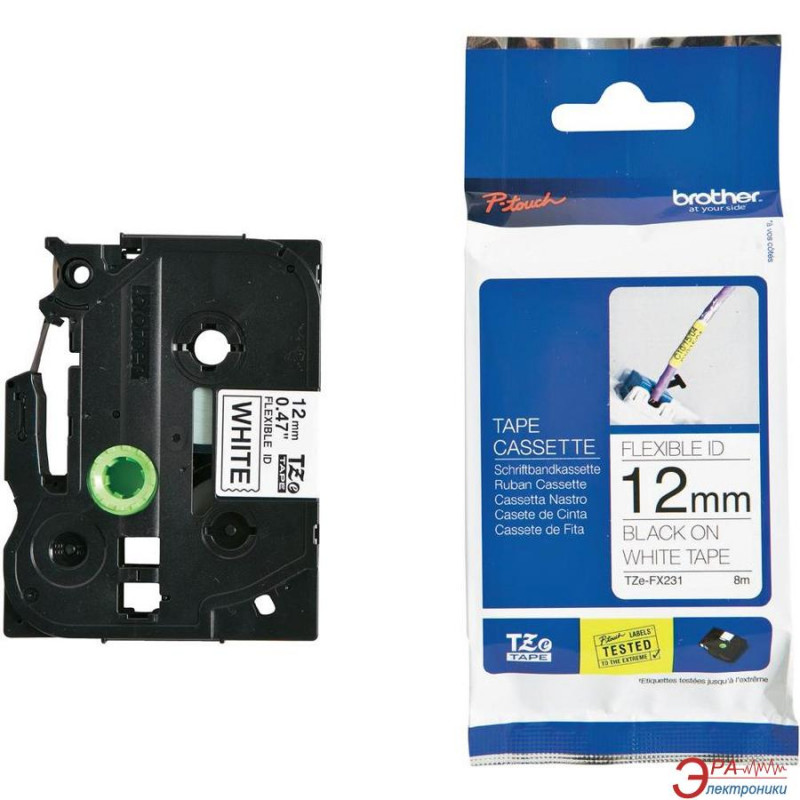 TZ Tape BROTHER 12mm-53126
