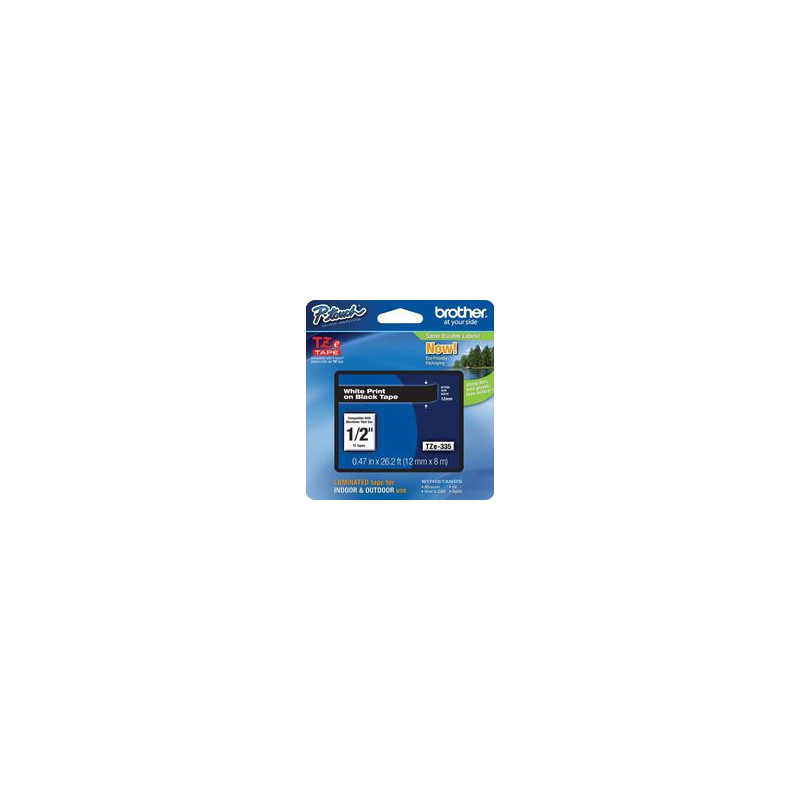 TZ Tape BROTHER 12mm-53186