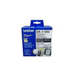 Shipping label BROTHER 62mm-53269