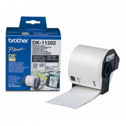 Shipping label BROTHER 62mm-53271