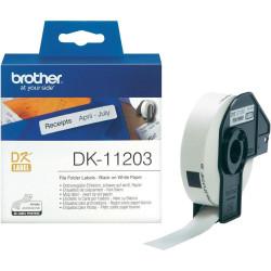 File folder labels BROTHER-53274
