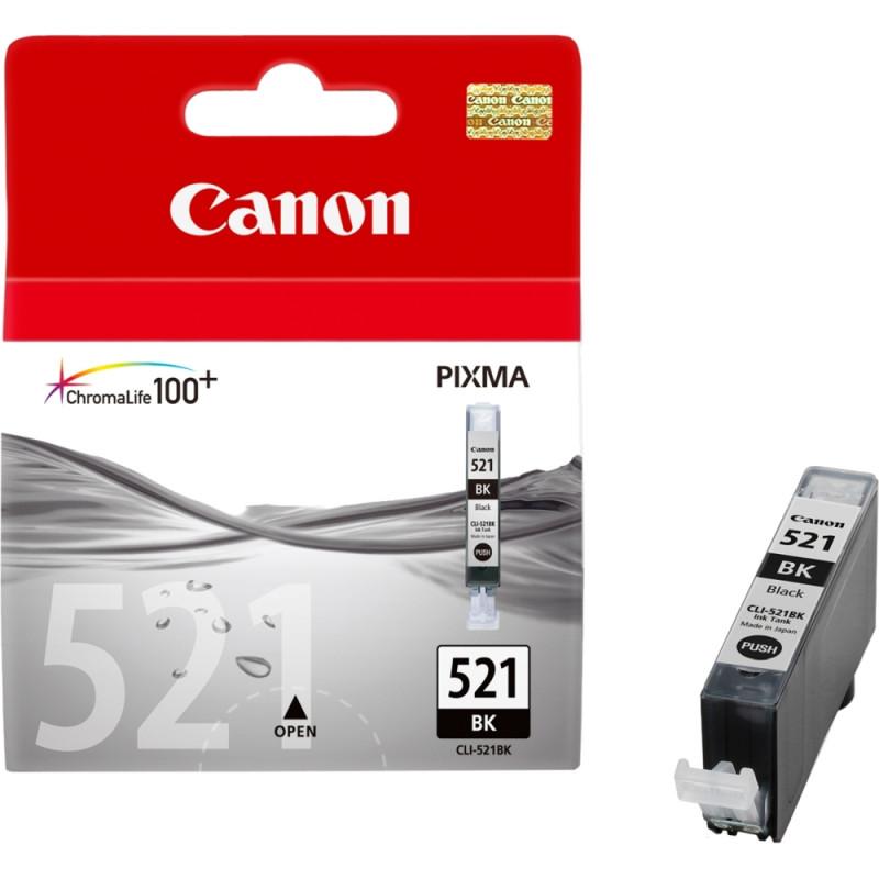 Canon CLI-521 BK-53474