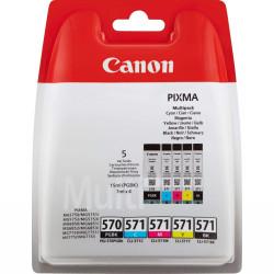Canon CLI-571 C/M/Y/BK Multi-Pack-53517