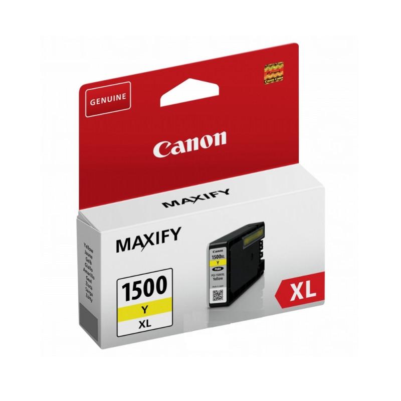 CANON PGI1500XL Y-53599