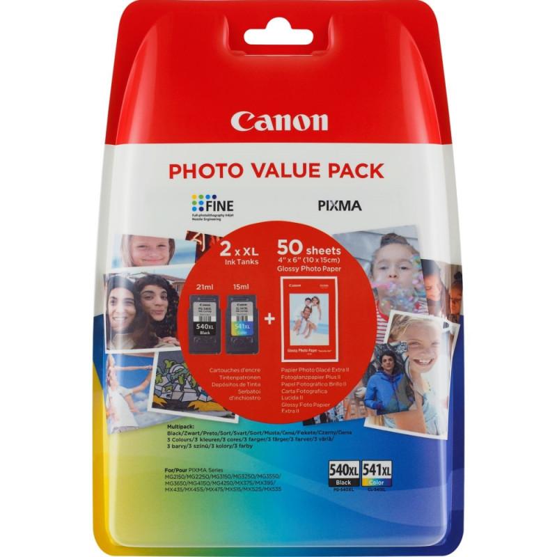 Canon PG-540XL/CL-541XL Photo Value-53618