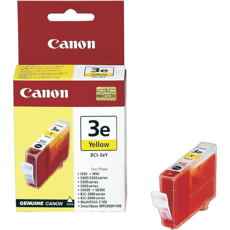 Canon BCI-3eY-53660