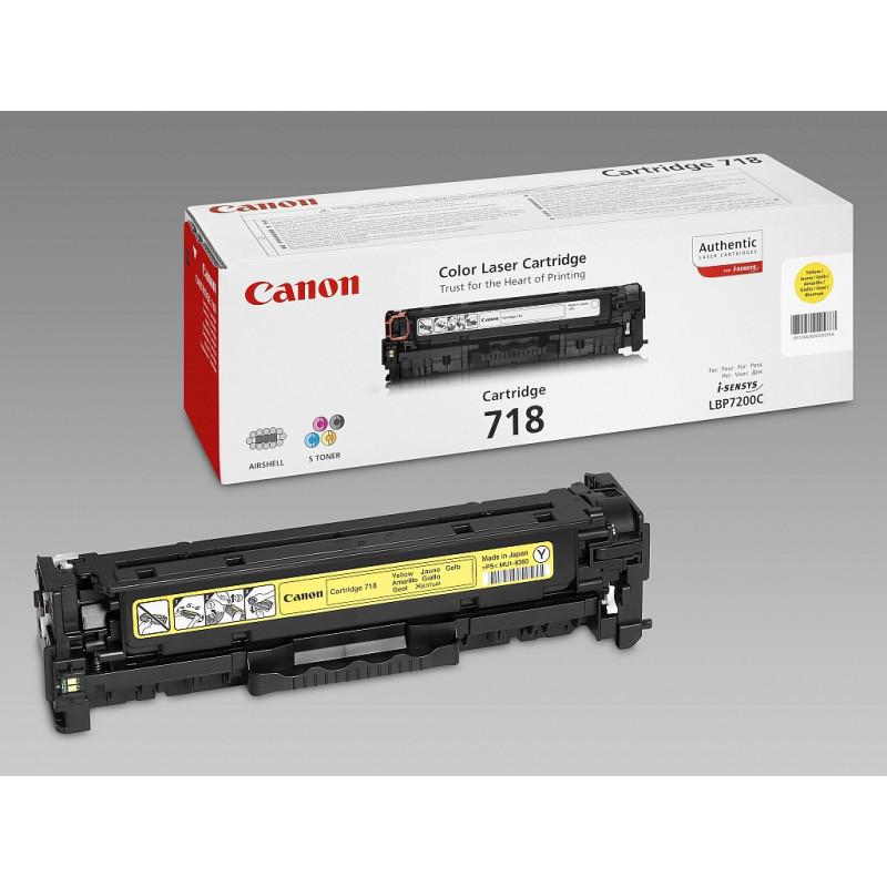 Canon CRG-718Y-53713