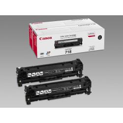Canon CRG-718BK, 2Pk-53715