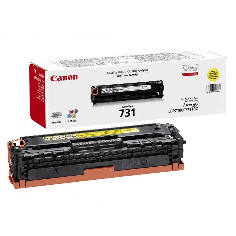 Canon CRG-731Y-53718