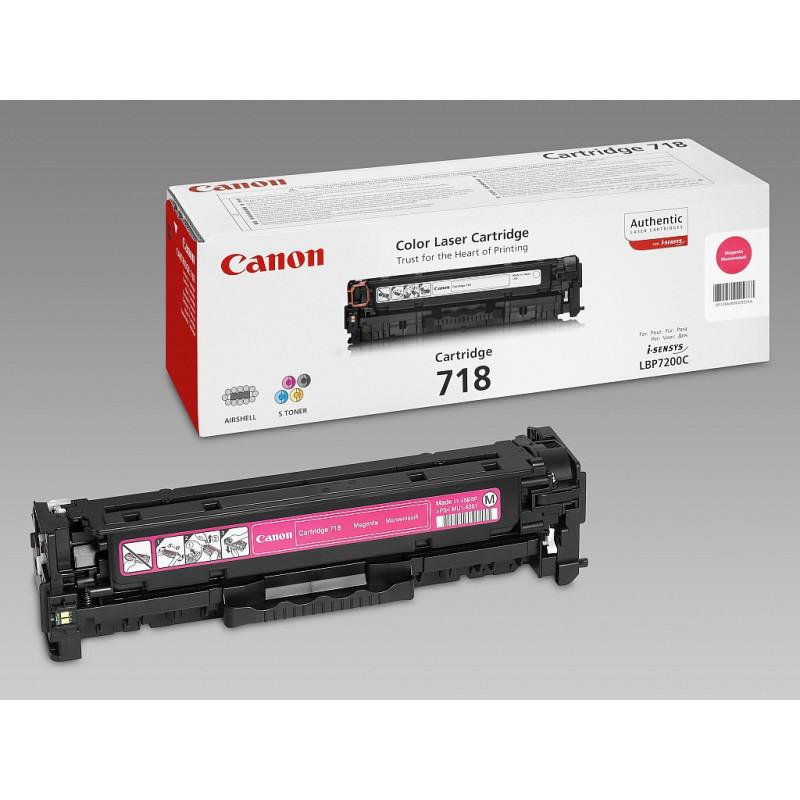 Canon CRG-718M-53721