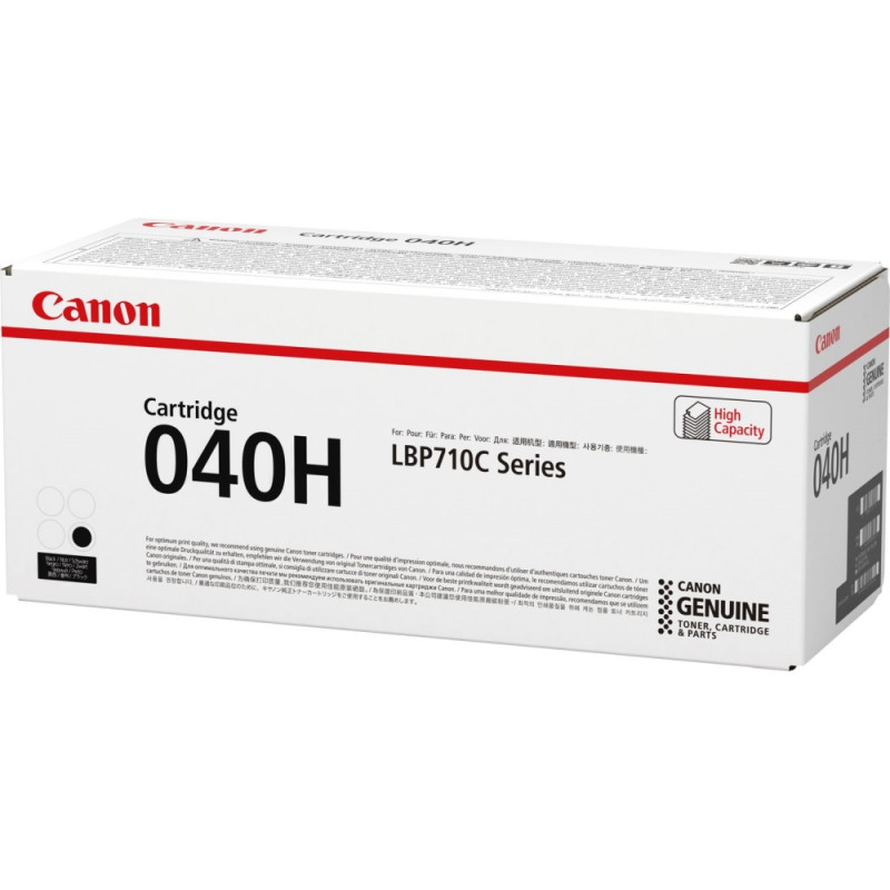 Canon CRG-040H BK-53757