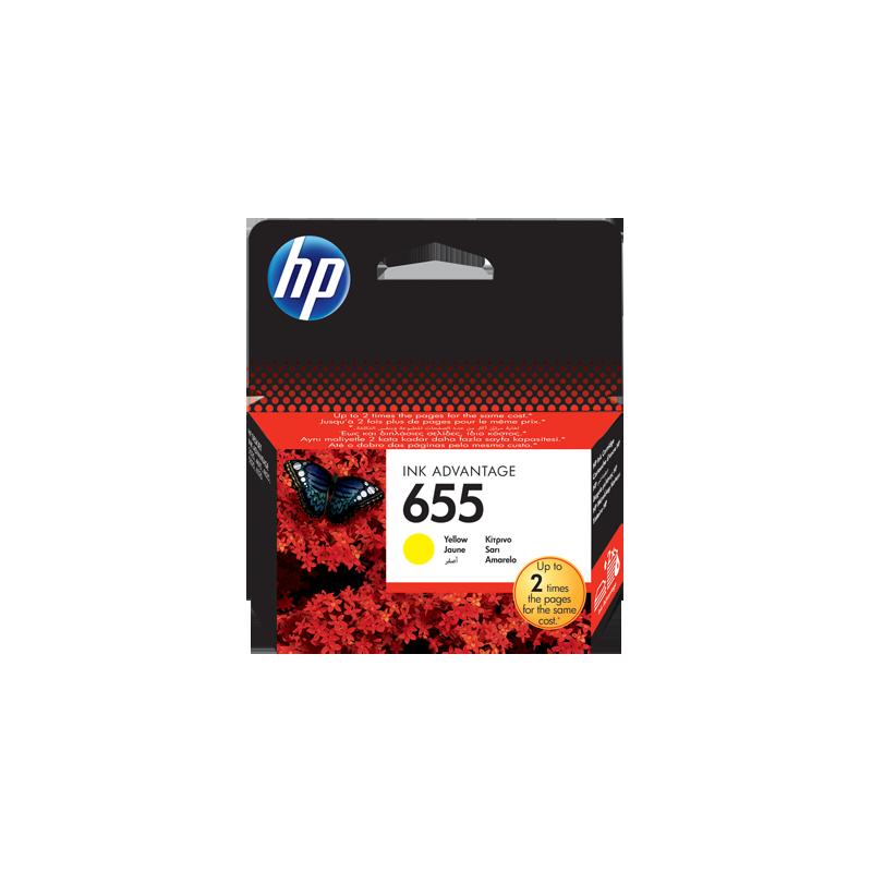 Консуматив HP 655 1-PACK-53942