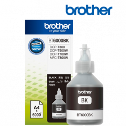 Brother BT-6000 Black Ink-54490