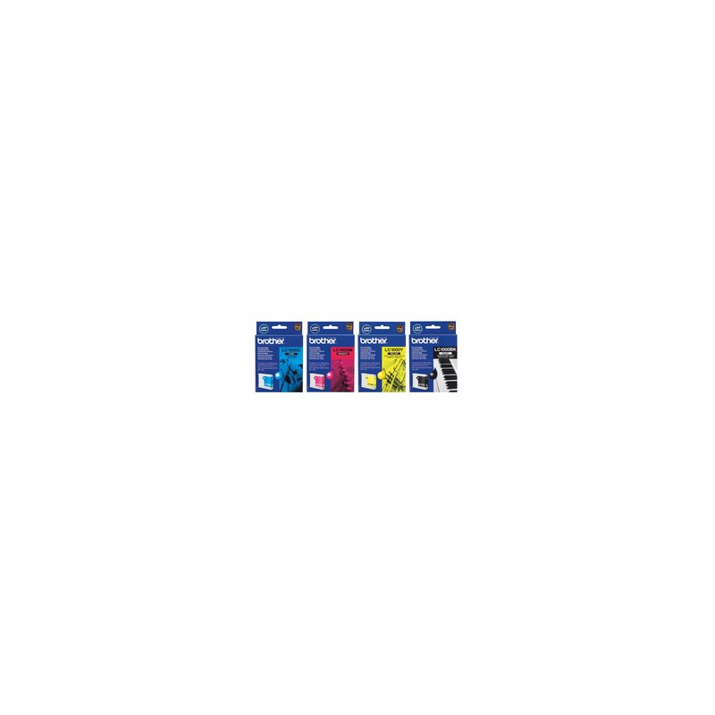 Black Ink Catridge BROTHER-54506