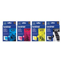 Yellow ink cartridge BROTHER-54522