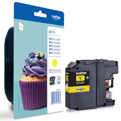 Yellow ink cartridge for-54531