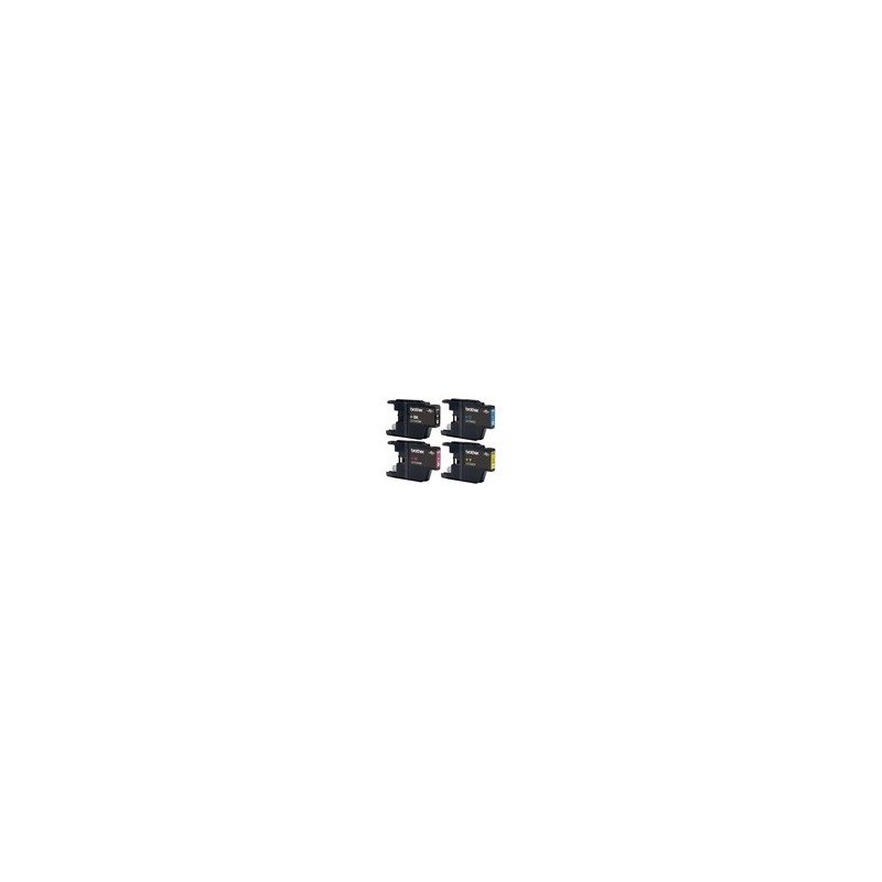 Black Ink Cartridge BROTHER-54532