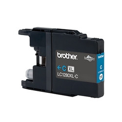 Brother LC-1280XL Cyan Ink-54552