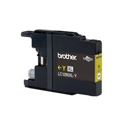 Brother LC-1280XL Yellow Ink-54559