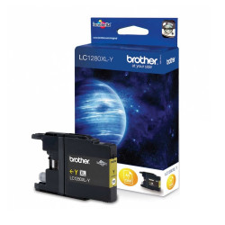 Brother LC-1280XL Yellow Ink-54560