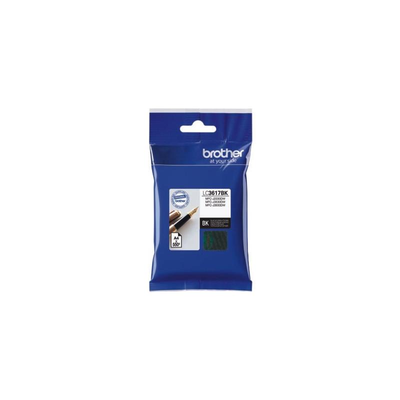 Black Ink Cartridge BROTHER-54576