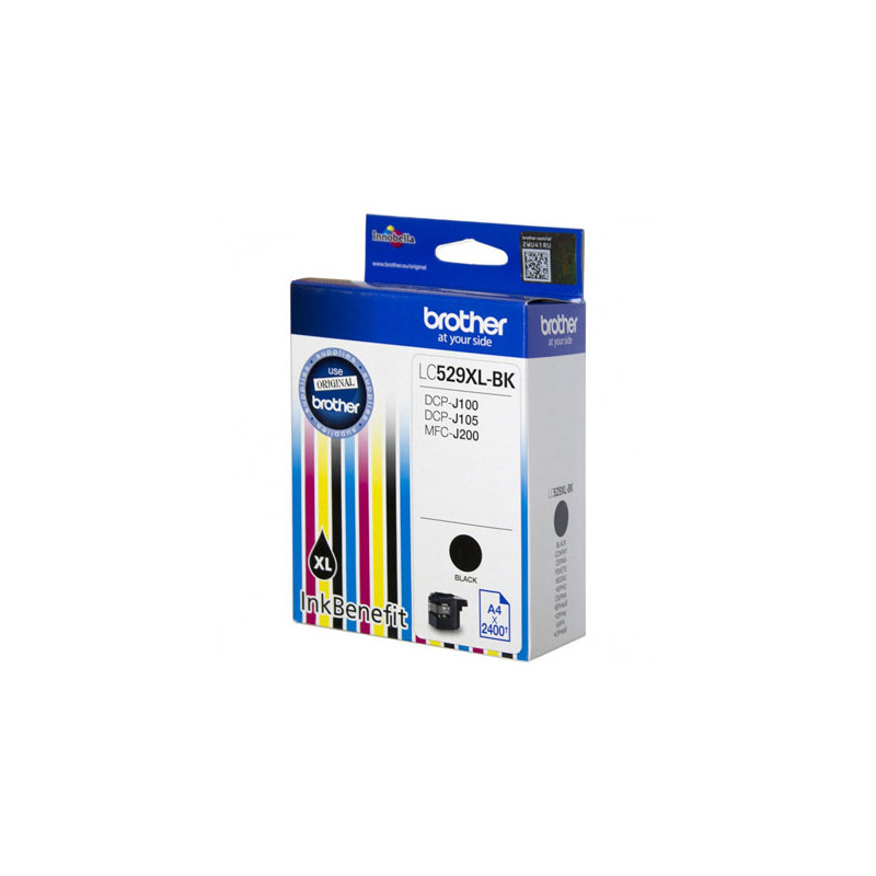 Black Ink Cartridge BROTHER-54597