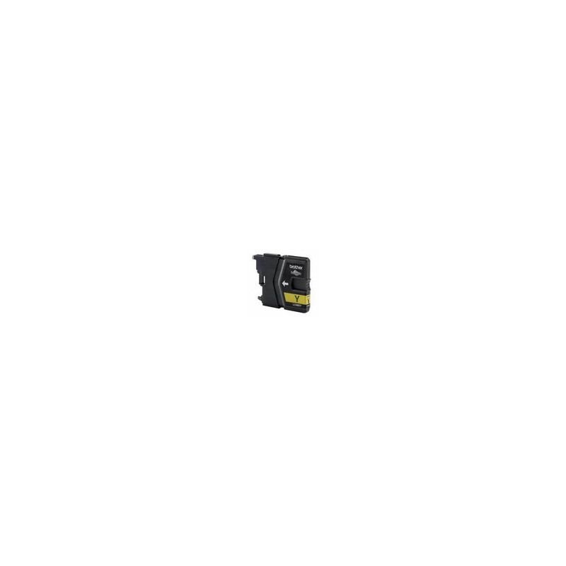 Yellow Inkjet Cartridge BROTHER-54631