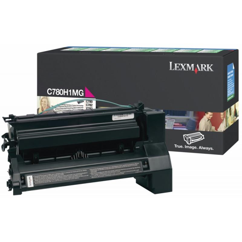 Lexmark C780, C782 Magenta-54740