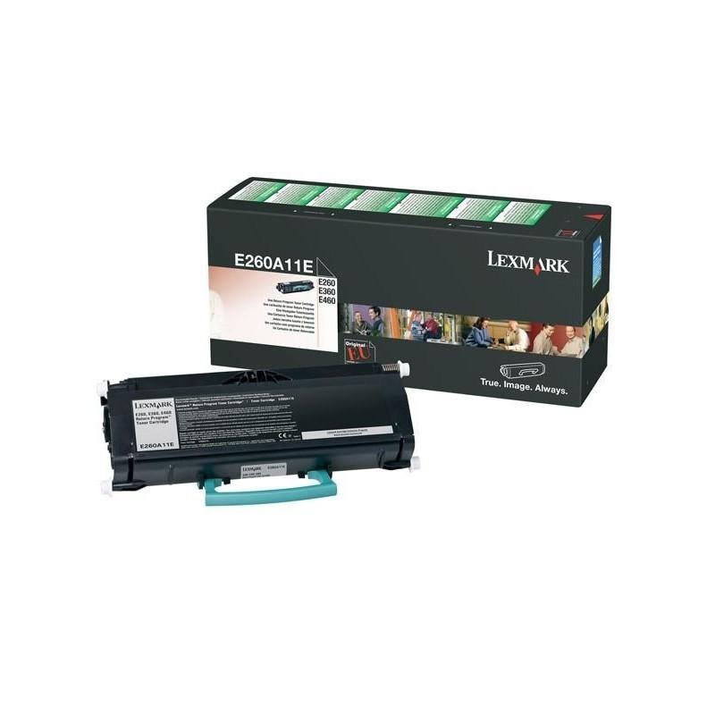 Lexmark E260, E360, E460-54743