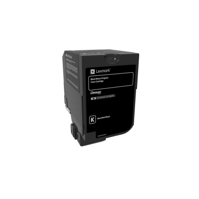 Black Toner Cartridge,3,000 pages,CS720de-54909