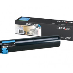 Lexmark X940e, X945e Cyan-54987