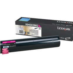 Lexmark X940e, X945e Magenta-54989
