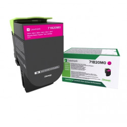 Magenta CRTG,2,300 Pages,CS317dn, CS417dn,-54994