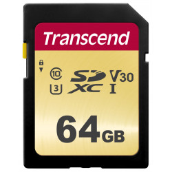 Памет Transcend 64GB UHS-I,-55077