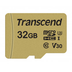 Transcend 32GB microSD UHS-I-55091