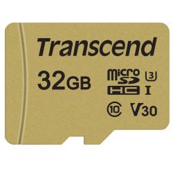 Transcend 32GB microSD UHS-I-55092