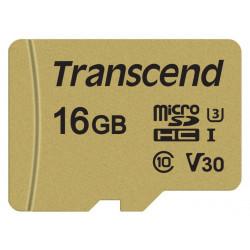 Памет Transcend 16GB microSDHC-55113