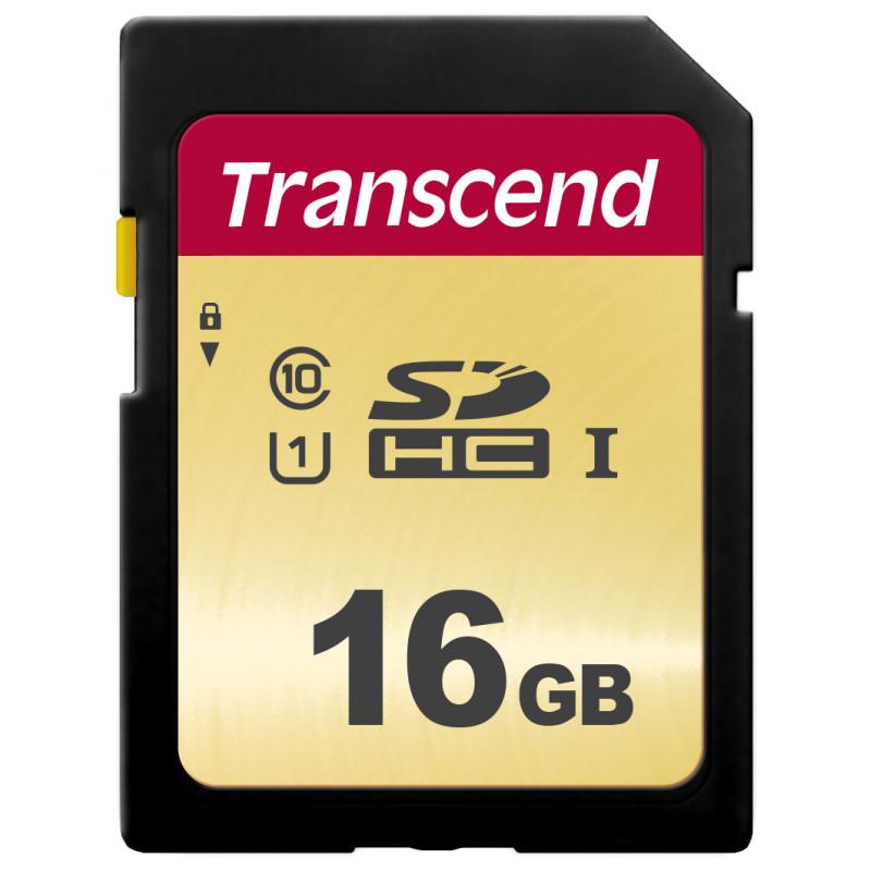 Памет Transcend 16GB UHS-I,-55118