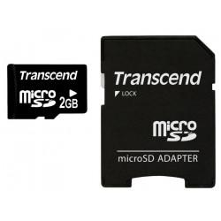 Transcend 2GB microSD (with-55130
