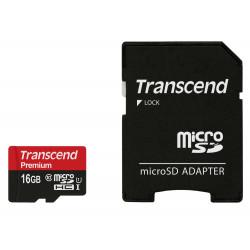 Transcend 16GB micro SDHC-55139