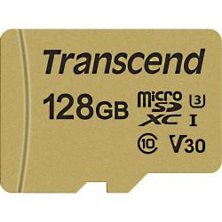 Transcend 128GB microSD UHS-I-55150