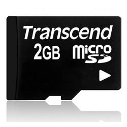 Transcend 2GB microSD (No-55189