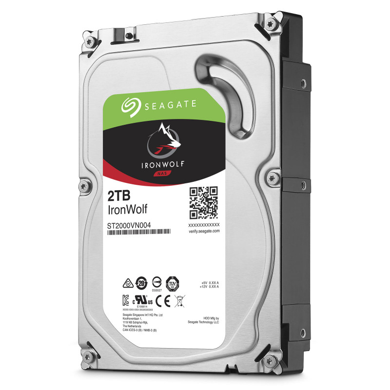 Seagate IronWolf 2TB 64MB-55316
