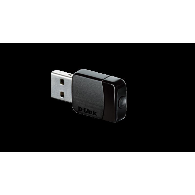 Wireless AC DualBand USB-55377