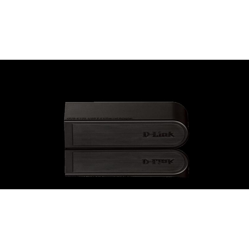 Адаптер D-Link  DUB-E100-55426