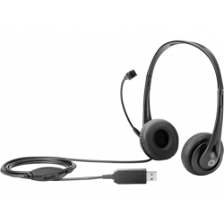 HP Stereo USB Headset-55947